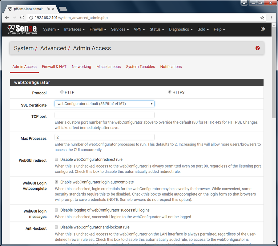 pfSense - Part 3: Allowing and Blocking Individual Websites